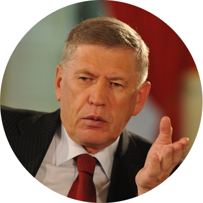 Владимир Сунгоркин, главный редактор Издательского дома «Комсомольская правда»