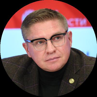 Николай Табашников, главный редактор телеканала «Моя Планета»